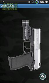 guns shot sounds