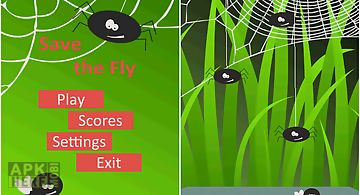 Save the fly - free