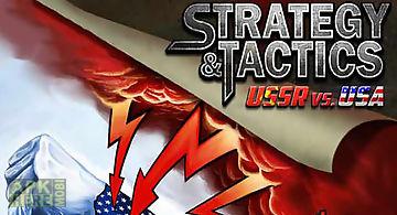 Strategy and tactics: ussr vs us..