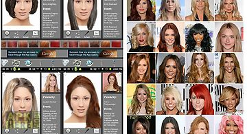 Changing Hairstyle Photo For Android Free Download At Apk Here - Hairstyle change app