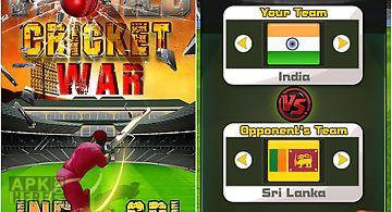World cricket war ind vs sri fre..