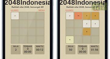 2048 indonesia
