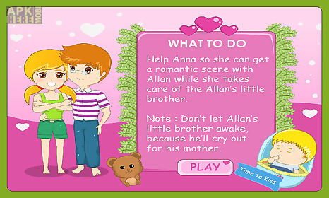 baby sitters love story
