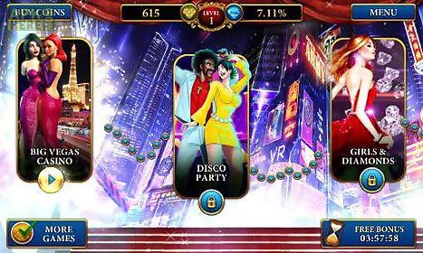 big las vegas casino: slots machine