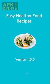 Easy healthy food recipes for android free download at apk here easy healthy food recipes for android forumfinder Images
