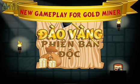 gold miner deluxe hd - fun game with 100 levels