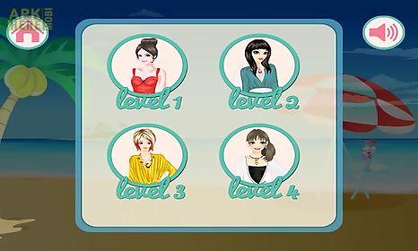 Fashion world dress up game