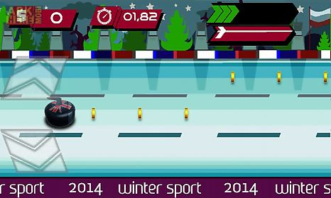 russian racing winter sports