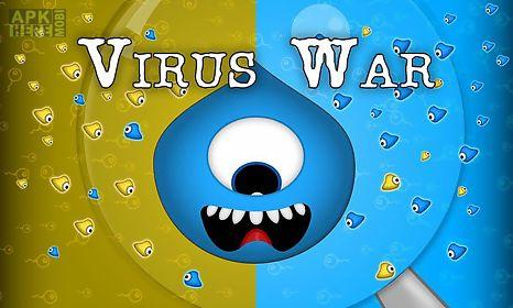 virus war android