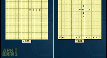 Xword- word puzzle game