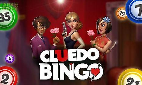 cluedo bingo: valentine's day