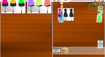 Dress shop games