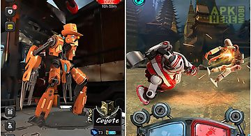 Iron kill: robot fighting game
