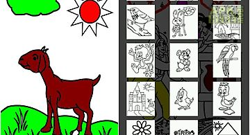 Kid coloring book hd for Android free download at Apk Here store ...
