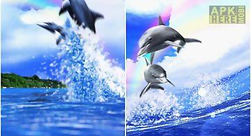 Rainbow ocean trial
