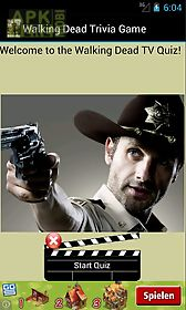 Walking dead trivia quiz for Android free download at Apk Here store