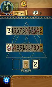 clash of cards: solitaire