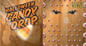 Halloween candy drop free