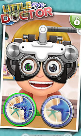 little eye doctor - free games