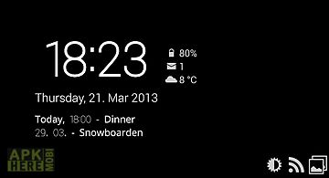 Lucid - daydream screensaver