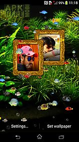 My Photo Aquarium Wallpaper For Android Free Download At Apk Here