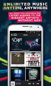 Music apps without ads