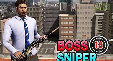 Boss sniper 18+