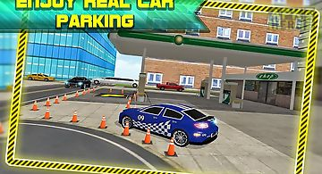 Car driving parking simulator