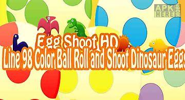 Dinosaur egg shoot hd - line 98 ..