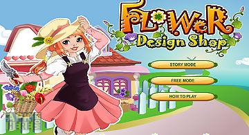 Flower design shop