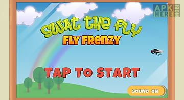 Fly frenzy - swat the fly