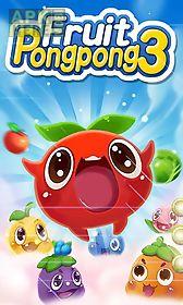 fruit pong pong 3