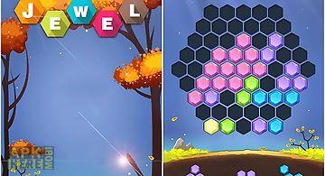 Hex jewel puzzle