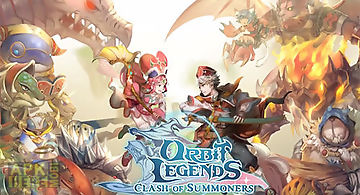 Orbit legends: clash of summoner..