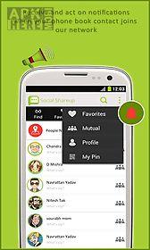 social shareup for kik