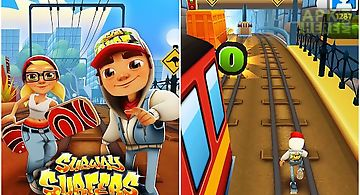 Subway surfers: world tour sydne..