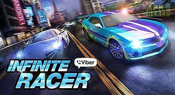 Viber: infinite racer