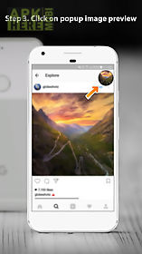 Save instagram photo and video for Android free download at