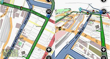 Navitime Transit Tokyo Japan For Android Free Download At Apk Here - Tokyo japan 3d map