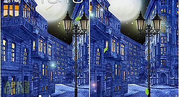 Night city byblackbird wallpaper..