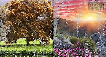 Spring landscapes Live Wallpaper