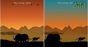 Wild animal Live Wallpaper
