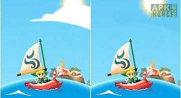 Zelda: wind waker Live Wallpaper