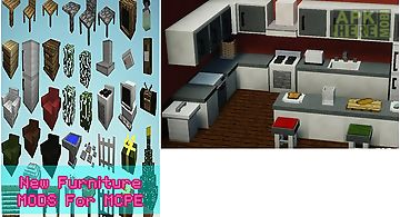 Decoration Furniture Mod Mcpe For Android Free Download At Apk Here