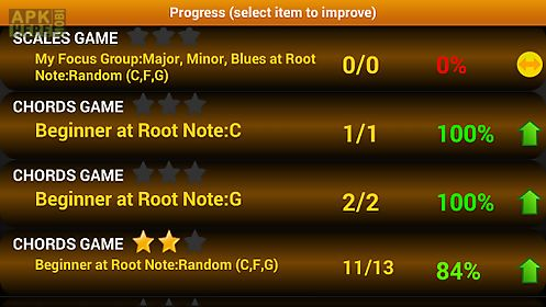 Piano scales & chords free for Android free download at Apk Here