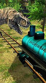 train simulator: dinosaur park