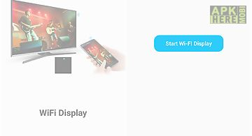 Wireless display finder