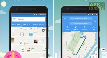 Citymaps: offline map & guides