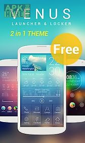 (free)venus go big theme