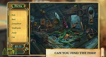 Hidden object strange mystery